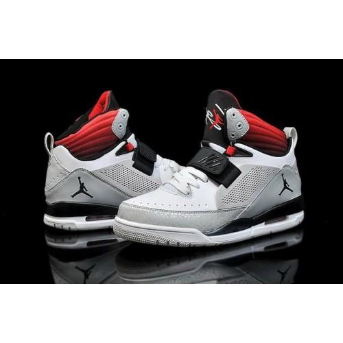 c2e0fe1bdc31dd Кроссовки Nike Air Jordan Flight 97 Grey/Red - Интернет магазин ...