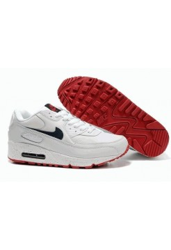 Кроссовки Nike Air Max 90' Белые (О-354)