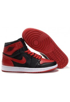 Кроссовки Nike Air Jordan Retro Black/Red