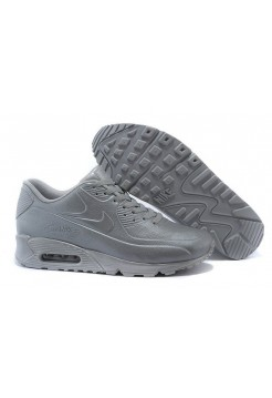 Кроссовки Air Max 90 VT Tweed Grey Leather (О963)