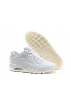 Кроссовки Air Max 90 VT Tweed White Leather (О863)