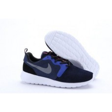Кроссовки Nike Roshe Run II Fly Blue Navy (ОРV-127)