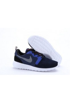 Кроссовки Nike Roshe Run II Fly Blue Navy (ОРV-127)