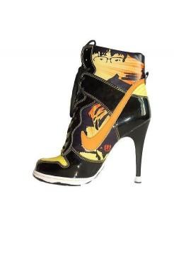 Ботиночки Nike High Heels Cartoon Animated