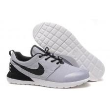 Кроссовки Nike Roshe Run Grey Heather Oreo (Р-374)