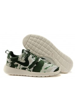 Кроссовки Nike Roshe Run Camo (Р166)