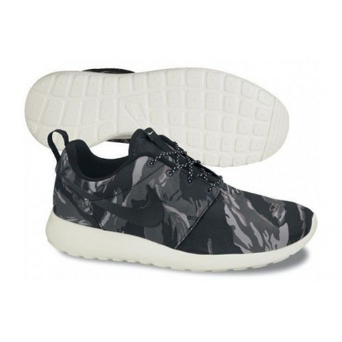 Кроссовки Nike Roshe Run Tiger Camo (Р166)