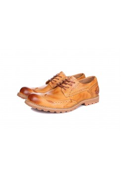 Туфли Timberland Earthkeepers Oxford Yellow (О428)