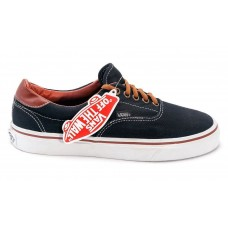 Кеды Vans Era Black-Brown-White (WVА521)