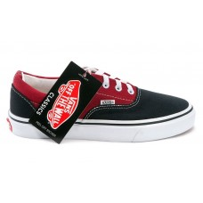 Кеды Vans Era Bordo-Black-White (WVА521)