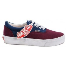 Кеды Vans Era SB1 Blue-Bordo (WVА507)