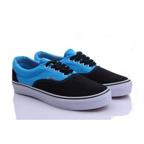 Кеды Vans Authentic E32 Blue-Black (VА577)