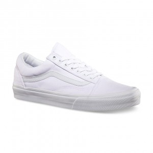 Кеды Vans Old Skool All White (WVЕ157)