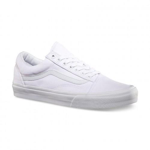 Кеды Vans Old Skool All White (WVЕ157)