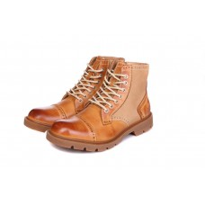 Ботинки Timberland Earthkeepers Oxford High Yellow (О429)