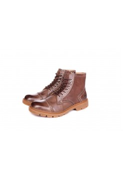 Ботинки Timberland Earthkeepers Oxford High Espresso (О463)