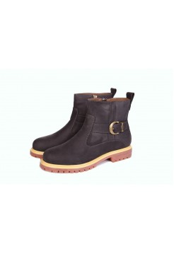 Ботинки Timberland Earthkeepers High Casual Black (О456)