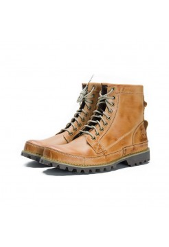 Ботинки Timberland Earthkeepers Rugged High Classic Yellow (О726)