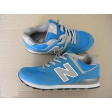 Кроссовки New Balance 574 Blue (V-647)