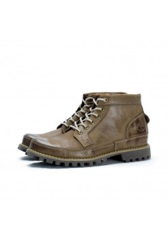 Ботинки Timberland Earthkeepers Rugged Mid Grey Khaki