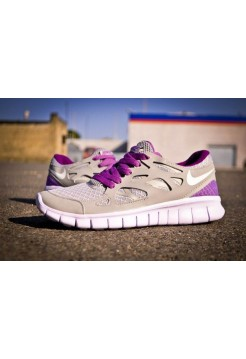 Кроссовки Nike Free Run 2+ Grey (V-159)
