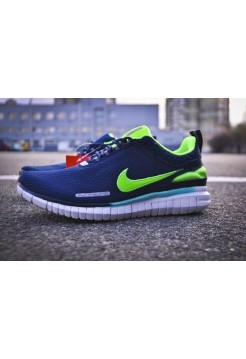 Кроссовки Nike Free Run OG Blue (V-160)