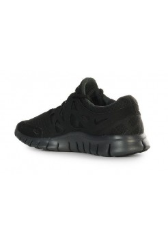 Кроссовки Nike Free Run 2+ Black (V-162)