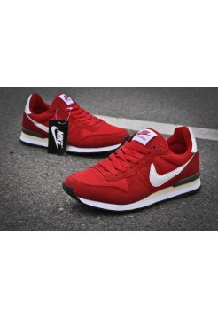 Кроссовки Nike Internationalist Red (V-121)