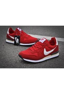 Кроссовки Nike Internationalist Red (V-121)