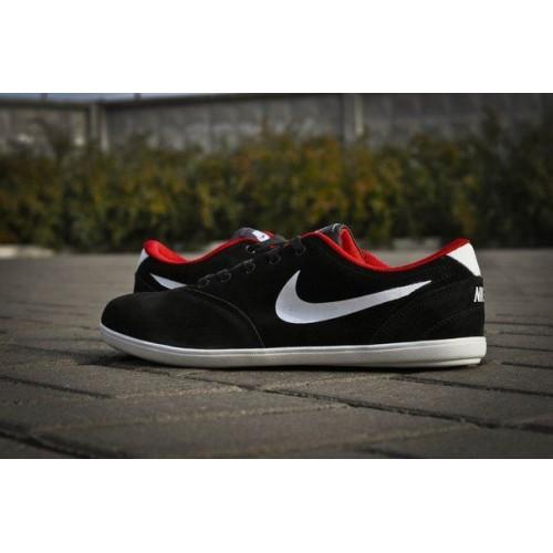 Кроссовки Nike Zoom Air Черные (V-122)