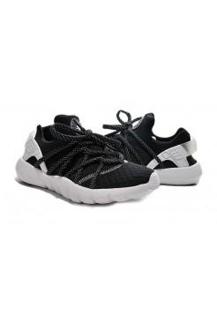 Кроссовки Nike Air Huarache Черные (V-210)