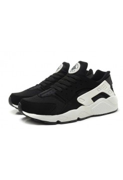 Кроссовки Nike Air Huarache Black/wh (V-212)
