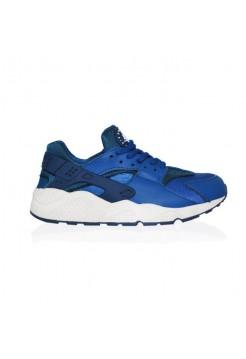 Кроссовки Nike Air Huarache Синие (VМ-217)