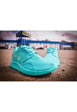 Кроссовки Nike Kaishi Голубые (V-302)