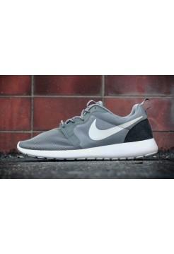 Кроссовки Nike Roshe Run Silv (V-323)
