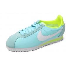 Кроссовки Nike Cortez Nylon Blue (V-247)