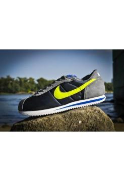 Кроссовки Nike Cortez Nylon Grey (V-247)