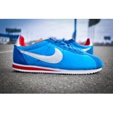 Кроссовки Nike Air Cortez Nylon Голубой (V-248)