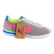 Кроссовки Nike Cortez Серый (А241)