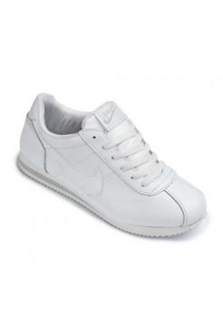 Кроссовки Nike Cortez Белые (V-244)