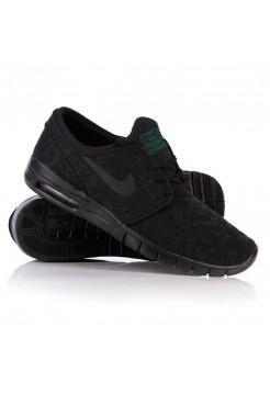 Кроссовки Nike Stefan Janoski Черные (VМА211)
