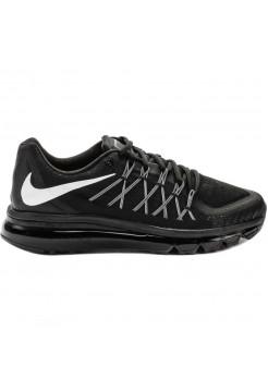 Кроссовки Nike Air Max 2015 Черные (V-650)