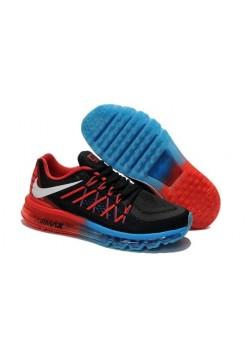 Кроссовки Nike Air Max 2015 Черные (V-651)