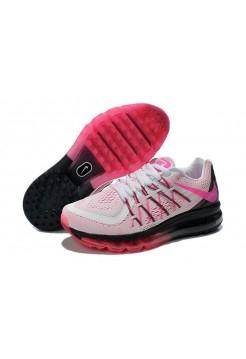 Кроссовки Nike Air Max 2015 Белые (V-651)
