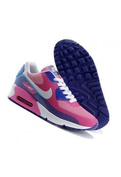 Кроссовки Nike Air Max 90 Hyperfuse Розовые (VЕА517)