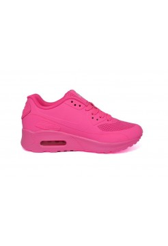 Кроссовки Nike Air Max 90 Hyperfuse Pink (VМ-518)