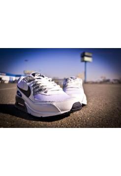 Кроссовки Nike Air Max 90 Белый (V-110)