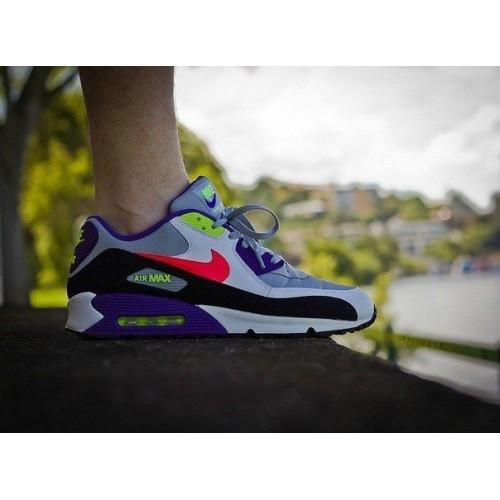 931bbc13 Кроссовки Nike Air Max 90 Цветные (V-118) - Интернет магазин