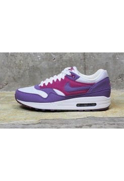 Кроссовки Nike Air Max 87 Фиолетовые (V-711)