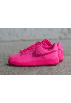 Кроссовки Nike Air Force F7 Pink (V-516)